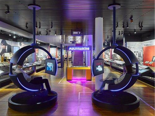 Das neue Museum für Kommunikation