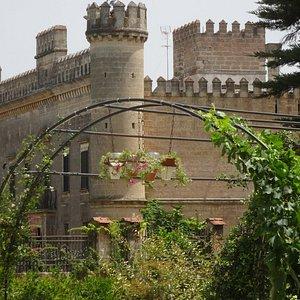 Castello Monaci - El castillo