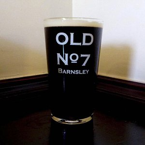 A Lovely Pint from the Acorn Brewery.