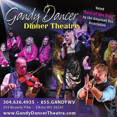 Gandy Dancer Theatre Best of the Best
