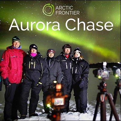 Aurora Chase 20:00 - 24:00. Every night.