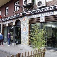 Bienvenido/a a Bar Los Tinajones