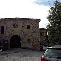 Casa Intendente Riaño, en Liérganes