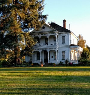 The 1894 Neely Mansion, restored and placed on the National Register of Historic Places.