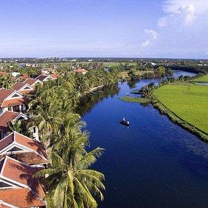 Hoi An Riverside Resort & Spa - Outside view