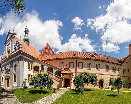 Bývalý klášter minoritů