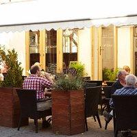 Café Klatsch Terrasse