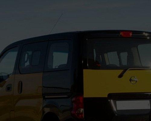 Taxis de gran capacidad