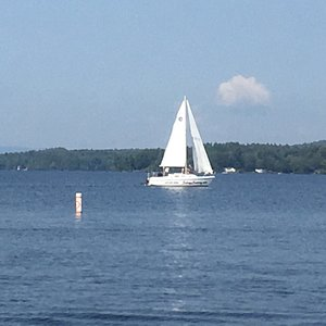 Sailing Lesson, Rentals is small sailboats with delivery, Bareboat Charters on Sebago Lake, Hobi