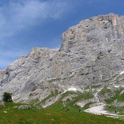 Il Mulàz dalla Val Venegia