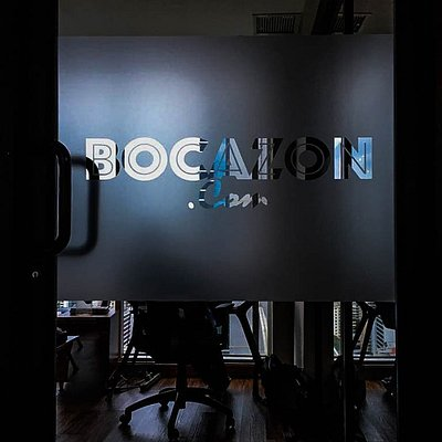 Bocazon HQ Entrance