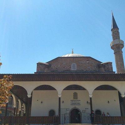 Koçarlı Cihanoğlu Cami