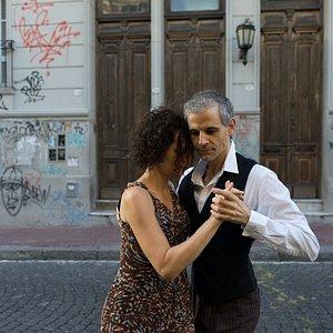 Dancing in San Telmo