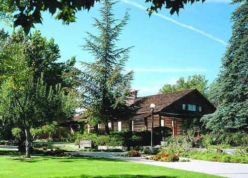"""The historic Governor's Mansion is the """"crown jewel"""" of the Museum's four-acre, historic site"""