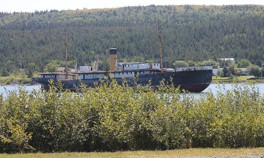 Wreck of the S S Kyle