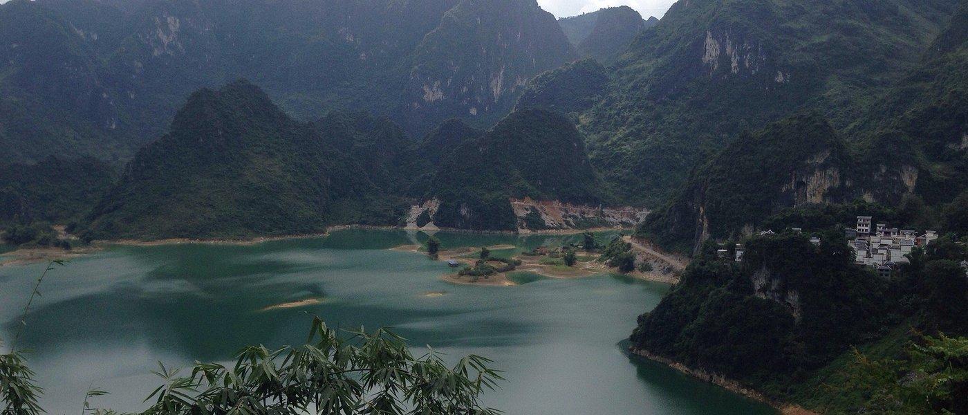 Haokun Lake