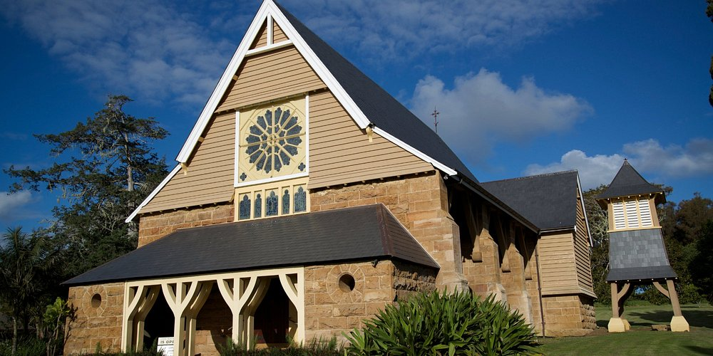St Barnabas Chapel in all its glory