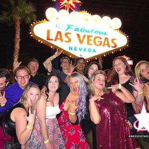 Viva Las Vegas Rockstarcrawls being a Rockstar has its privileges!