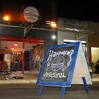 Hambúrguer artesanal em Taquaruçu!