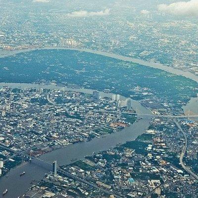The green lung of Bangkok
