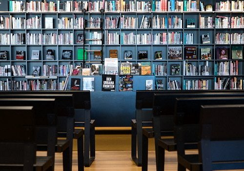 Kulturhuset, Stockholm - film, music, art, books...
