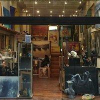 Libertad Couso Art Gallery, Marbella
