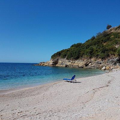 Mega Drafi beach