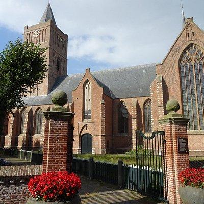 15de eeuwse Oude Jeroenskerk;Noordwijk Binnen