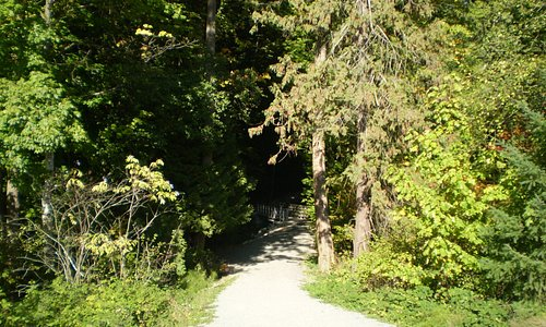 South Entrance to Trail