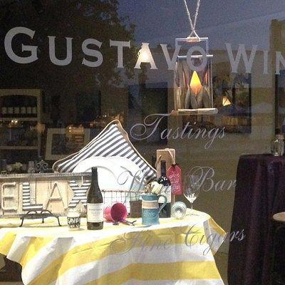 Gustavo Wine Tasting Room