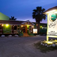 Eddy's Bar & Restaurant front entrance
