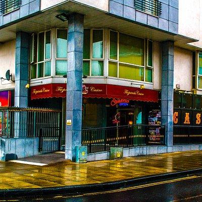 Fitzpatrick's Casino Limerick front entrance