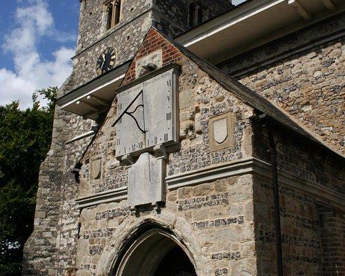 St Peter and St Paul Church, Milton