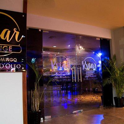 Entrada #kviarLounge por el casino!
