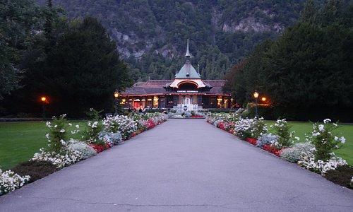 Casino Interlaken (jardin)