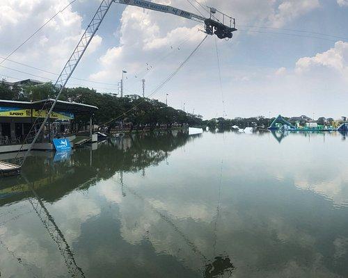 Wakebaord-Aquapark