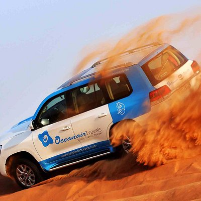 Top Rated Abu Dhabi Desert Safari