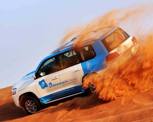 Top Rated Abu Dhabi Desert Safari