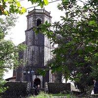 Iglesia de Santa María Magalena, en Rucandio