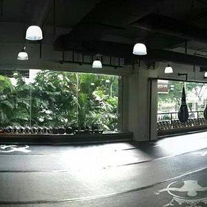 Group Class Training Area - Monarchy MMA Gym City Center