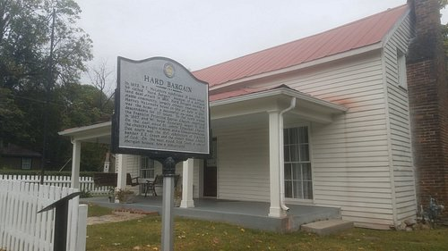 McLemore House is the oldest surviving freedmans' house in Franklin. Built in 1880 ny Harvey McL