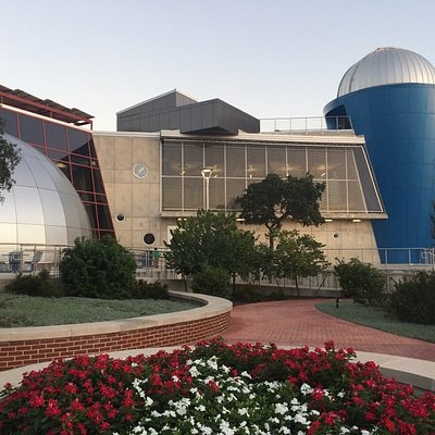 The Scobee Planetarium is on the campus of San Antonio College. There is also a memorial Garden