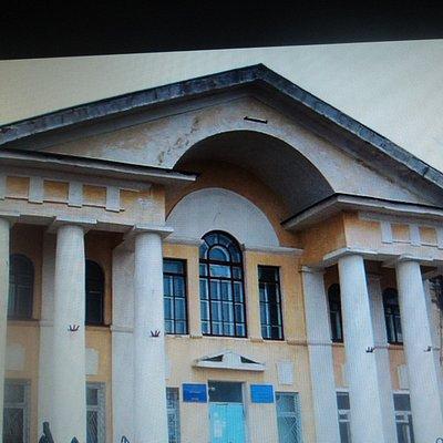 Здание музея.