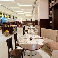 The Kitchen, International restaurant
