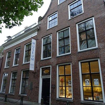 Museum Het Hannemahuis;Voorstraat Harlingen