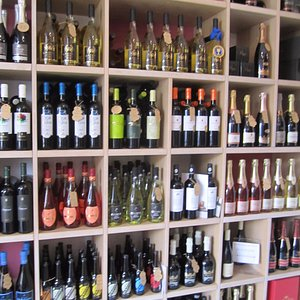 winery assortment