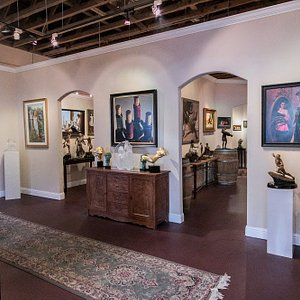 One of the rooms in our gallery.