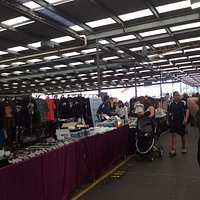 Fairfield City Markets Stalls