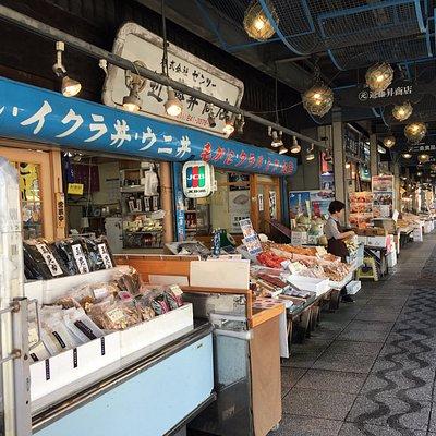 quiet little wet market