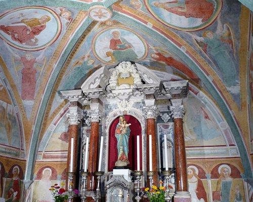 Chiesetta dell'Assunta - Santa Marizza